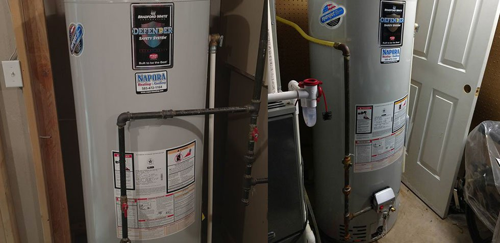 Premium Hot Water Heaters